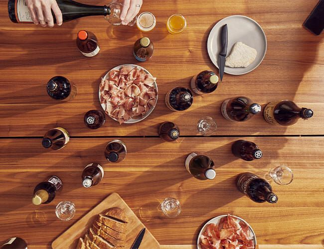 The Right Way to Drink Rare Craft Beer at Your Next Bottle Share