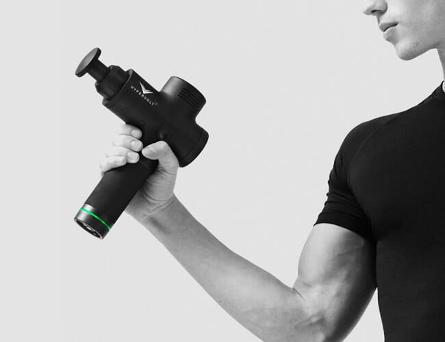 CrossFitters and Runners Need This New Handheld Massager