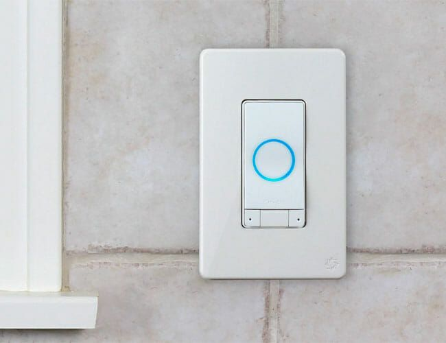 This $100 Light Switch Is Also an Alexa Smart Speaker