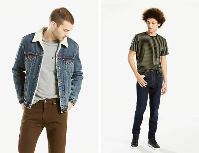 Get 40% off Everything at Levi's Right Now