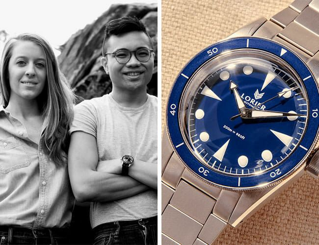 Handsome Mechanical Watches for Less Than $500? Look No Further Than Lorier