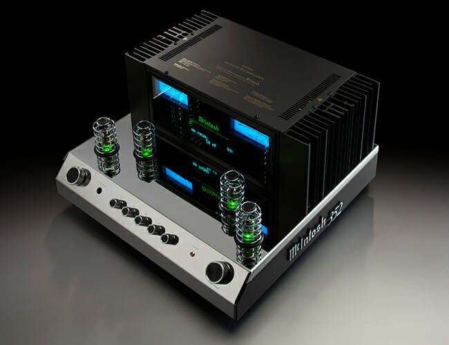 McIntosh Announces Its Most Powerful Hybrid Integrated Amplifier