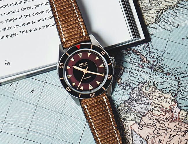 An Affordable, Mechanical Dive Watch for About $300? Check This Out
