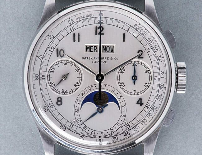 These Are the Most Expensive Watches Ever Produced