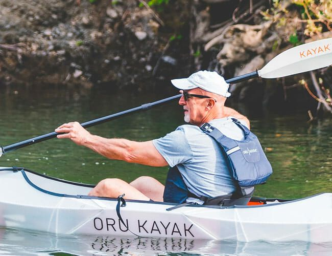 The Most Compact Folding Kayak Is Also the Most Affordable