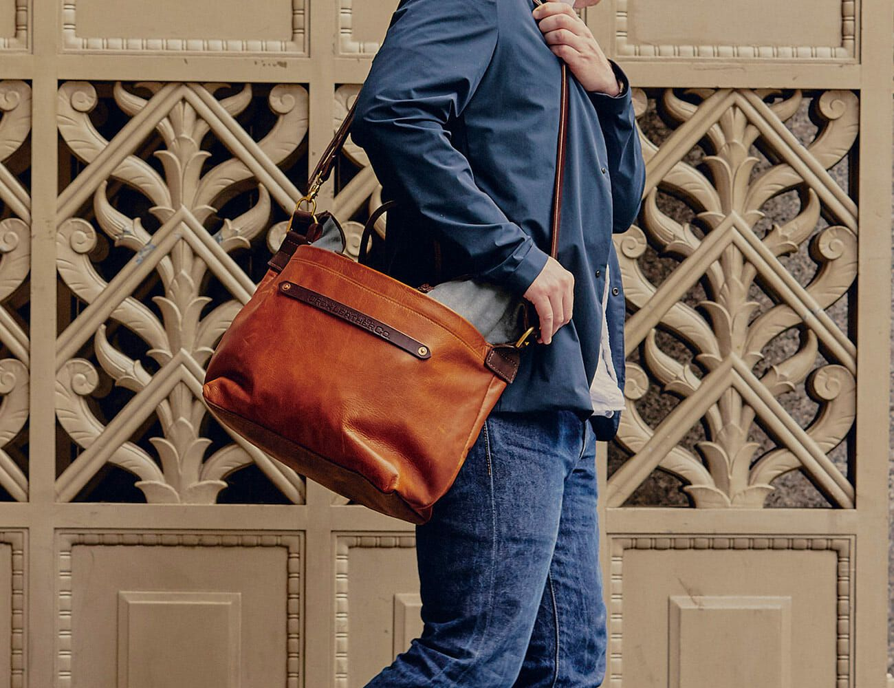 This American-Made Tote Is a Crush-Worthy Carryall