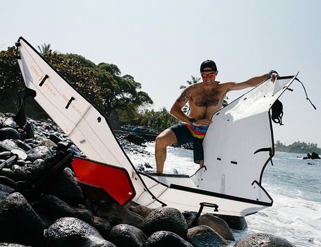 Oru's Foldable Kayak Design