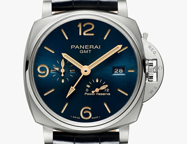 Panerai Introduces a New Automatic Movement In Thin, Wearable Cases