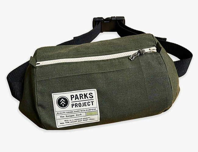 National Park Rangers Helped Make This Cool New Bag in an Unexpected Way