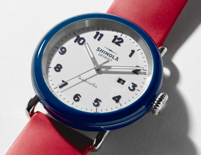 This Iconic American Brand Just Introduced Its Boldest, Most Affordable Watch Yet