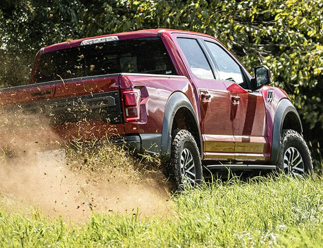 The 2019 Ford Raptor Annihilates Any Terrain Without Breaking a Sweat