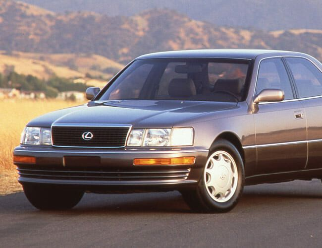 The 1990 Lexus LS400, Driven Today: We Need Cars Like This Again