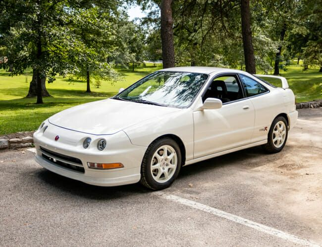 How Much Would You Pay for the Perfect Acura Integra Type R?