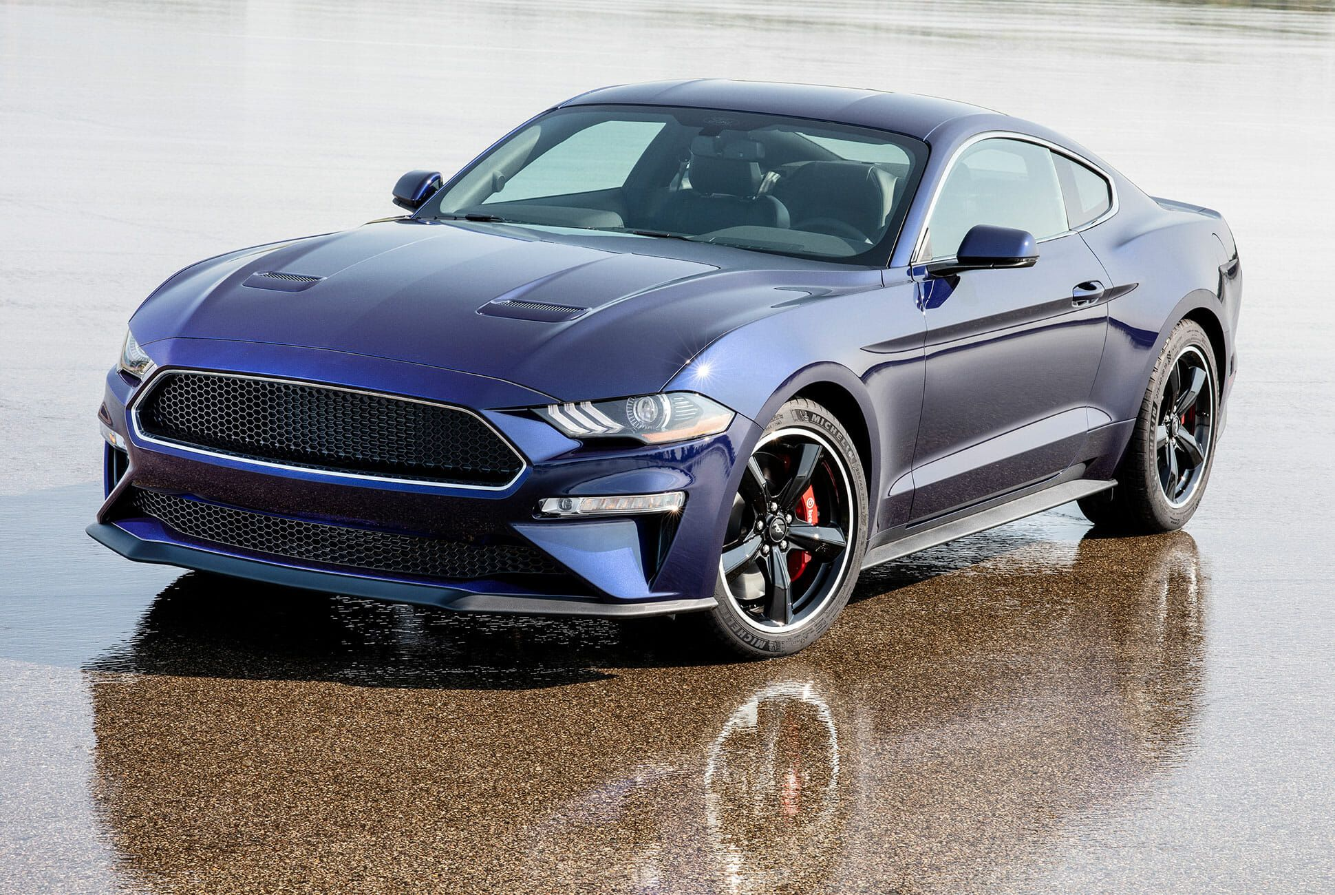 Ford Com Mustang >> 2019 Ford Mustang Bullitt Review The Mustang You Really