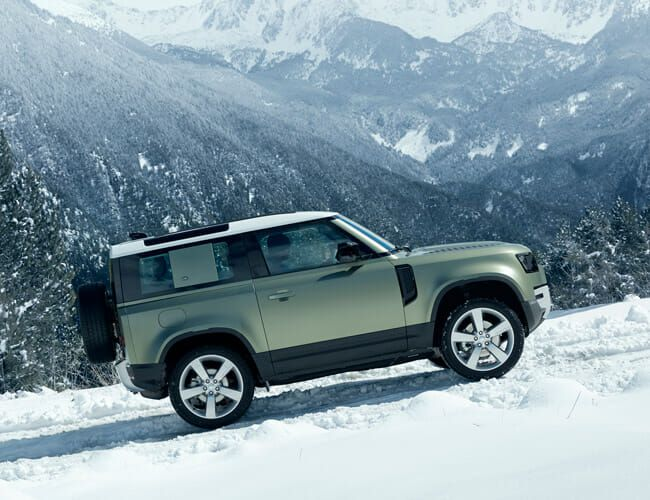 Remote Control Off-Roading? The New Land Rover Defender Could Offer It Soon