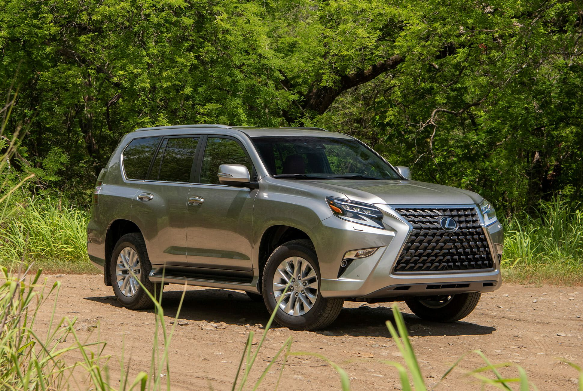 2020 Lexus Gx 460 Review The Other Leather Lined Land Cruiser