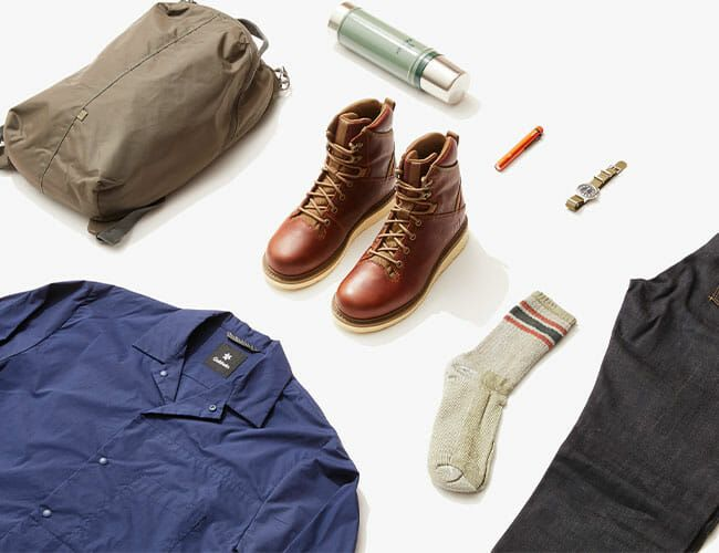 The Essentials You Need to Tackle a Damp Fall Weekend