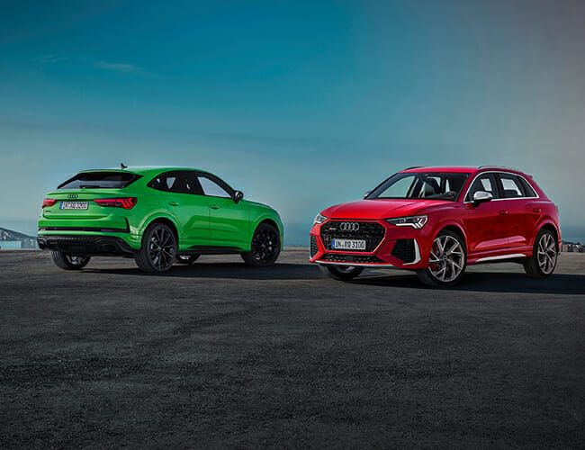 Audi's Tiny New SUV Has the Heart of a Sports Car