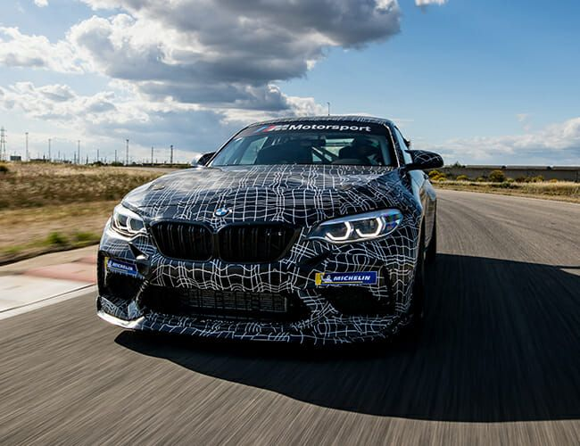 BMW's Hottest New Sports Car May Be Powerful—and Pricey