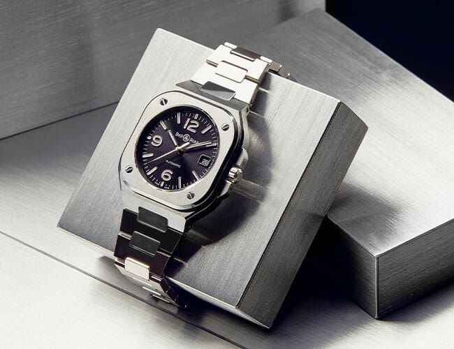 Bell & Ross' New Watch Is Made for the City