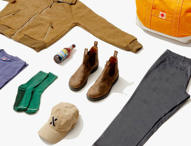 Essentials You Need to Get Through the Weekend in Style