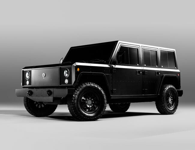 Bollinger's Electric Off-Roaders, Finally Revealed: Everything You Need to Know