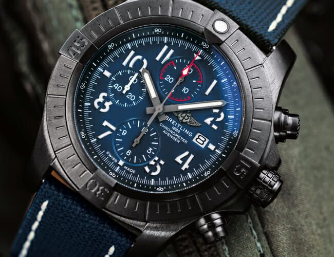 Breitling Introduces an Updated Pilots Watch Line
