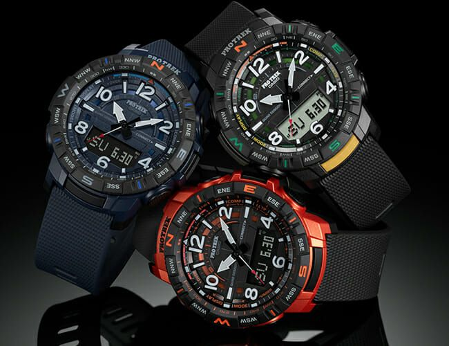 Casio's Affordable New Outdoor Watch Offers More Tech Than Ever