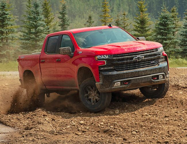 Chevrolet's Raptor-Killing Pickup Truck Could Pack a Supercharged V8