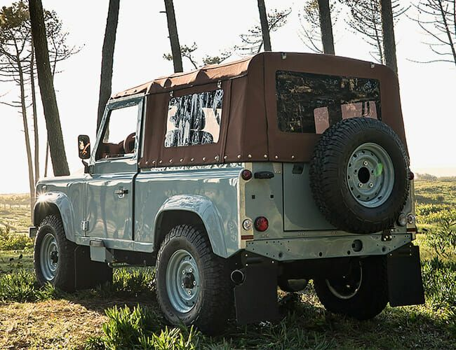 This Company Will Make Your Custom Land Rover Defender Dreams Come True