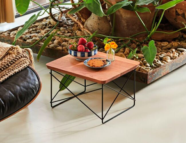 These New Mid-Century Modern Tables Are Going to Sell Out in Hours