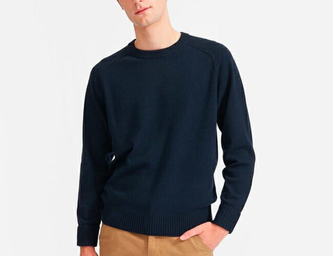 These Affordable Cashmere Sweaters Are Quietly Significant