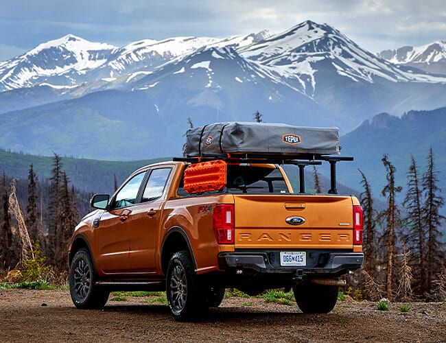 The Trials and Triumphs of Overlanding Across America in the Ford Ranger FX4