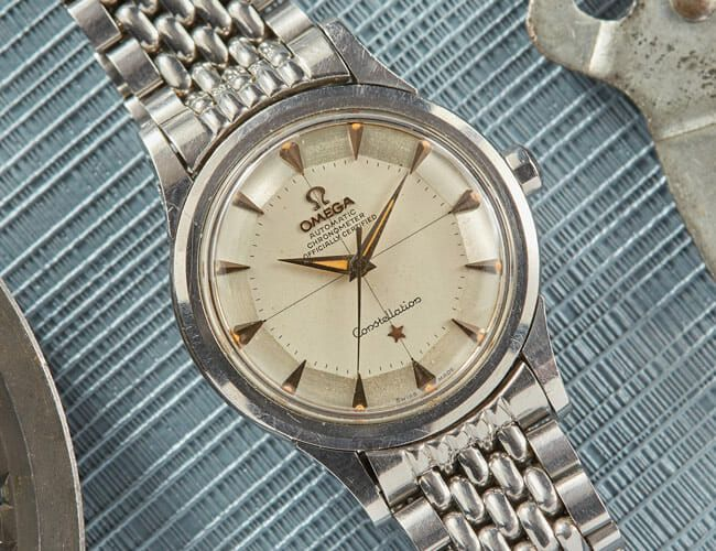 Three Vintage Omega Watches Available Right Now
