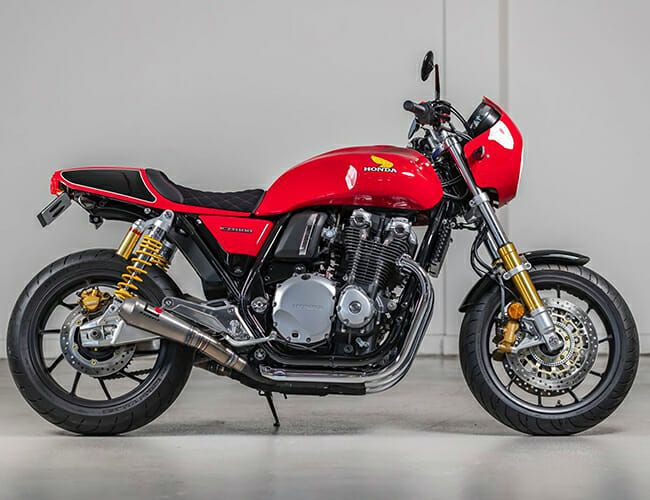 Honda's New Motorcycle Pays Tribute to One of Its Best, But We Can't Have It