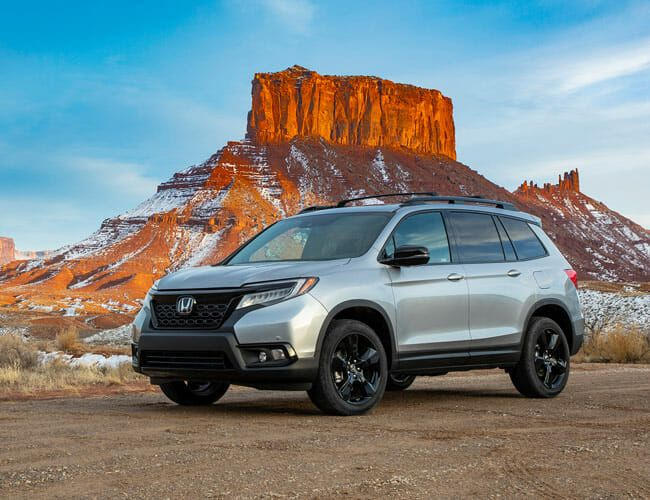 Honda's Overlanding-Spec Passport, As Tested By a First-Time Camper
