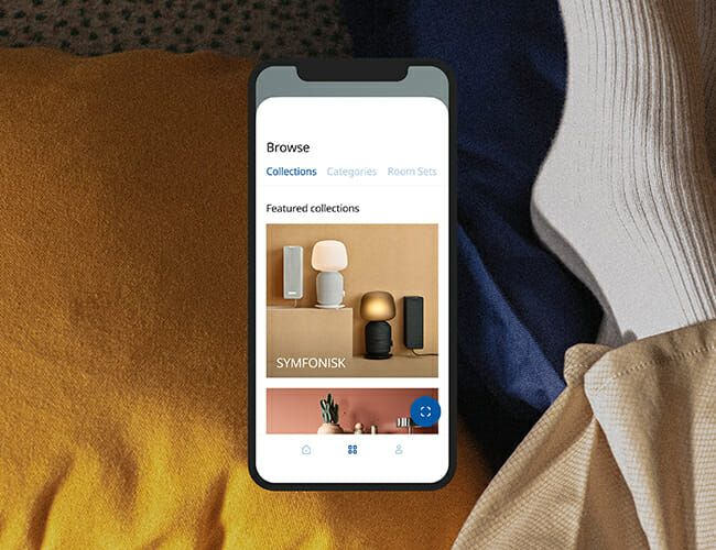 Ikea's Updated App Makes Furniture Shopping Way, Way Easier