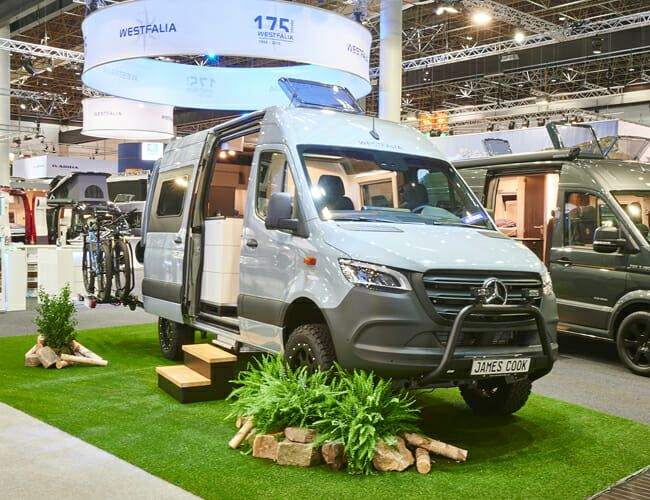 Westfalia's New Off-Road Camper Van Is Perfect, But You Can't Have It