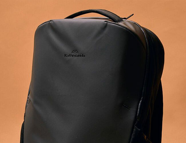 This Backpack Answers Problems You Don't Know You Have