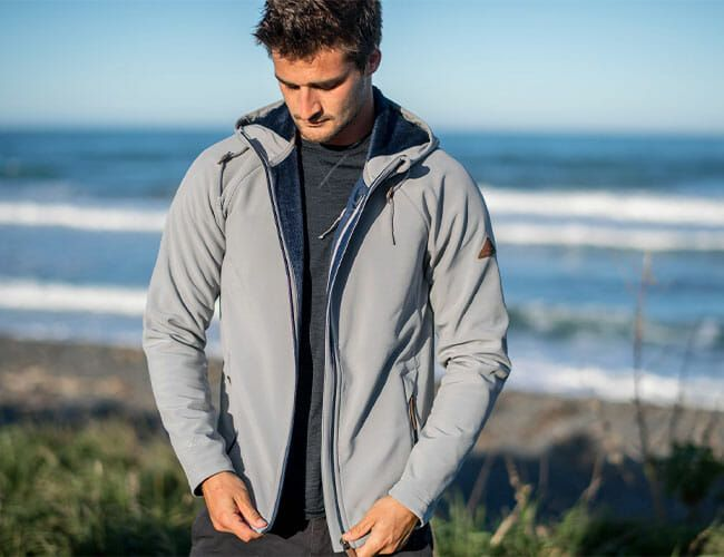 The Only All Weather Jacket You Need This Fall
