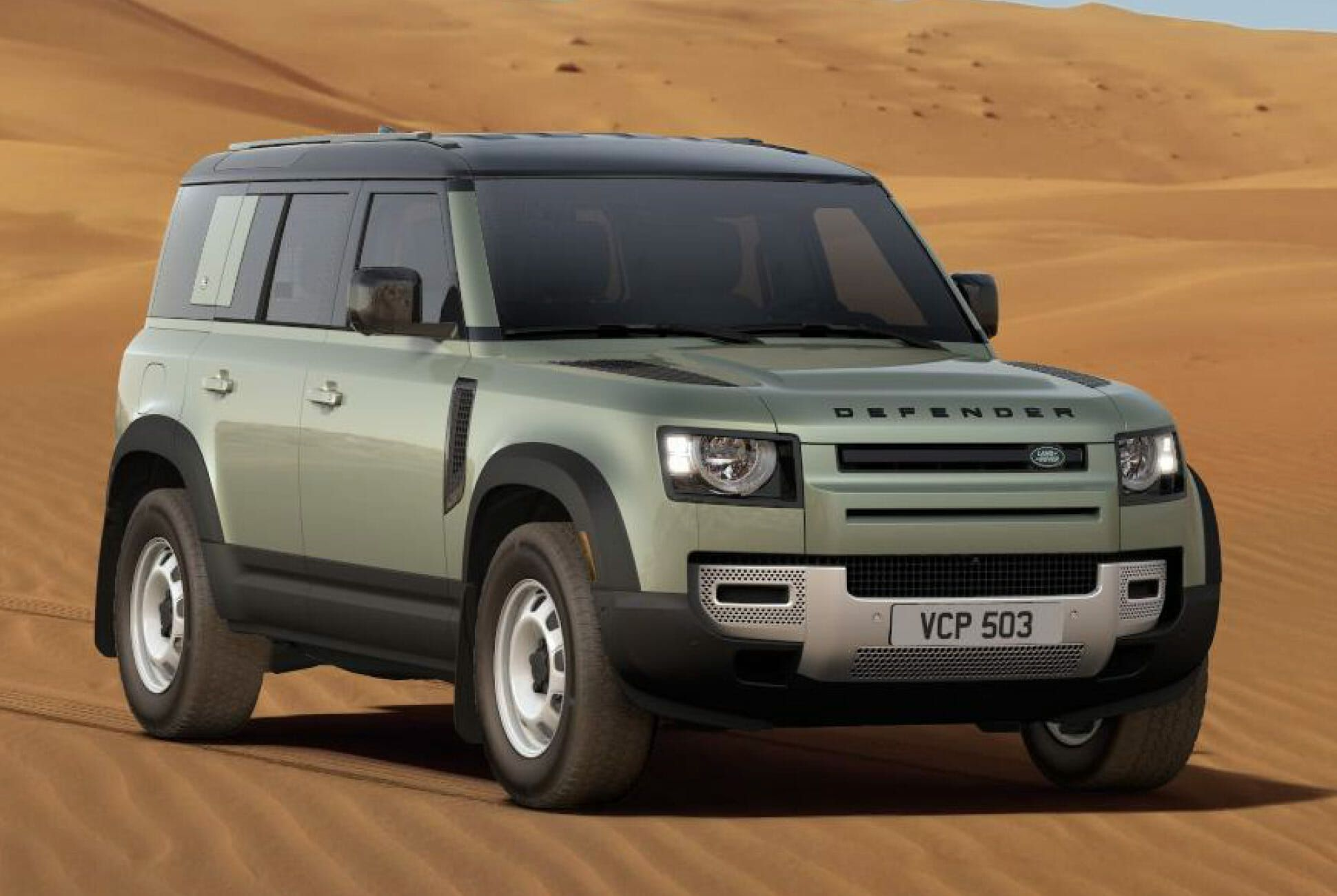 The 2020 Land Rover Defender Configurator Is Live • Gear