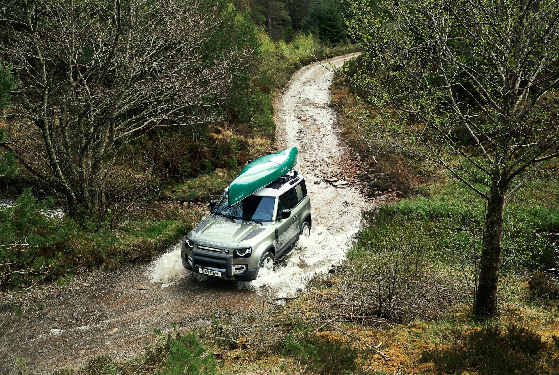 Land Rover Defender Gear Patrol-Exterior Action-Slide-01