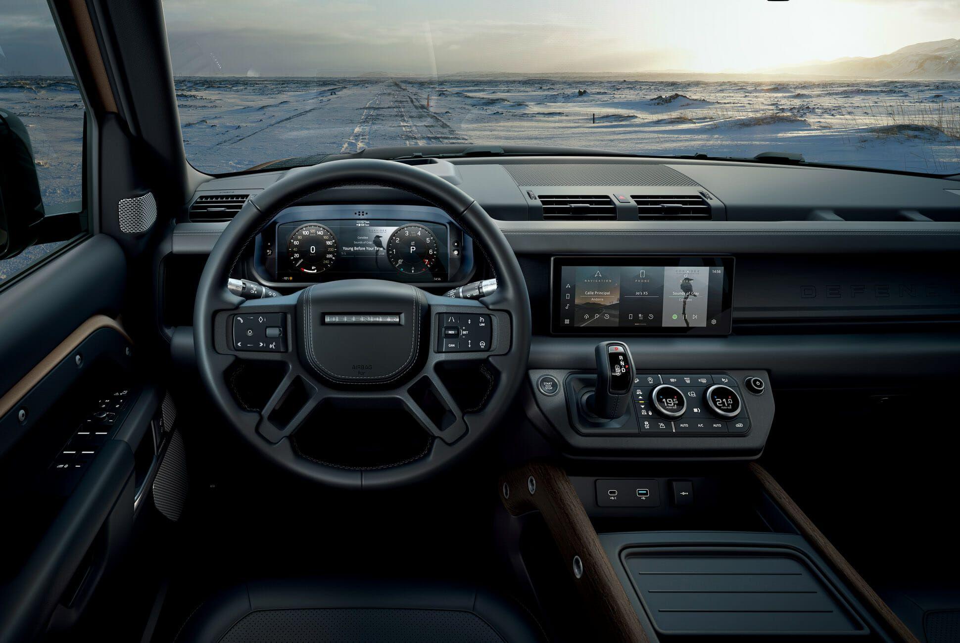 Land Rover Defender Gear Patrol-Interior-Slide-02