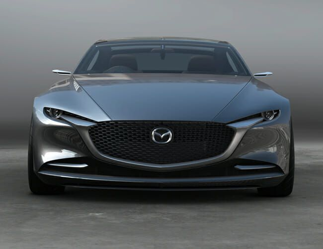 Mazda Is Bringing Back Its Iconic Rotary Engine