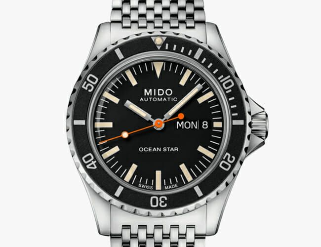 This Handsome New Dive Watch Is a Solid Vintage Tribute