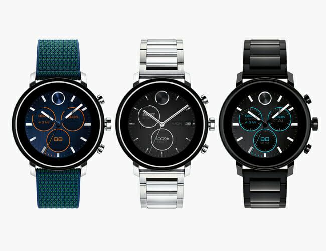 Movado's New Smartwatch Now Comes in a More Comfortable Size