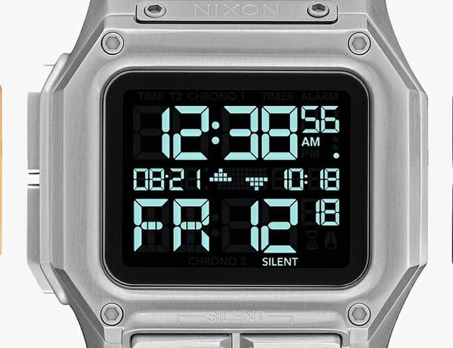 This Tactical Watch Now Comes in Stainless Steel