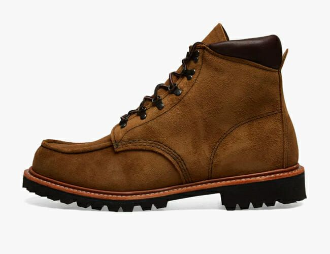 These New Red Wing Heritage Boots Are Inspired by Vintage Hikers