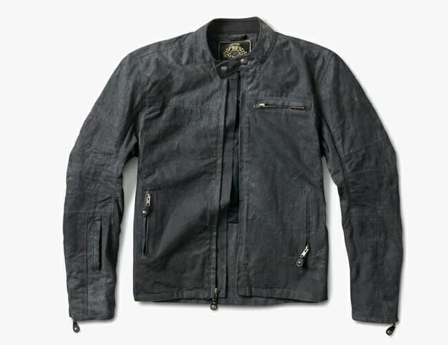 Who Needs Leather? The Perfect Textile Motorcycle Jacket Is Just $175