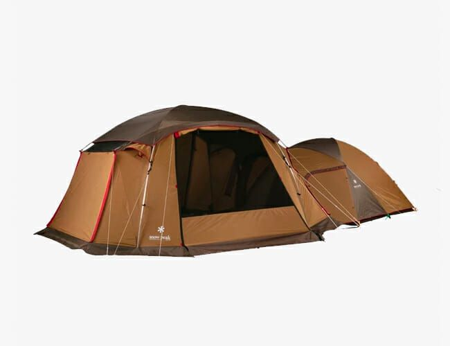 This Tent Is for People Who Don't Like Camping